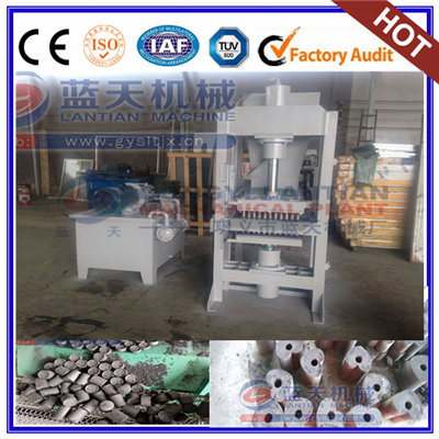 Arab shisha tablets making machine