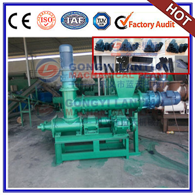 Coconut charcoal briquettes machine